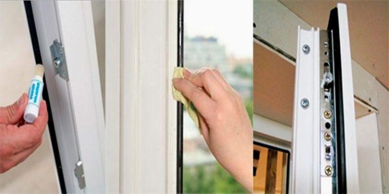 догляд за металопластиковими вікнами