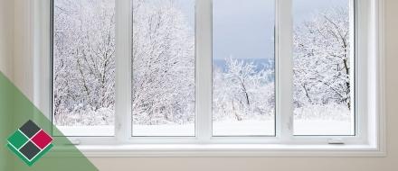 встановлення вікон взимку