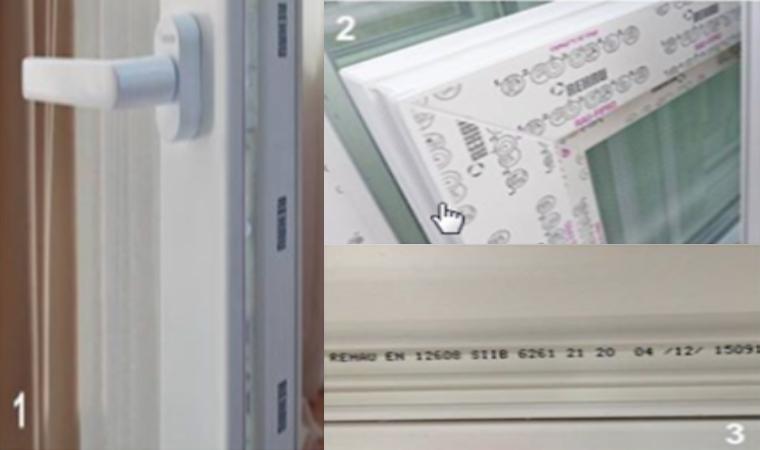 оригінальні вікна рехау25
