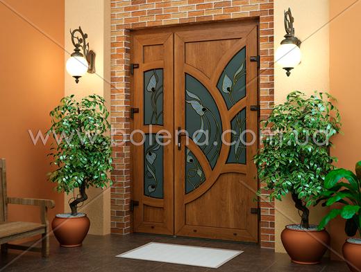 пластикові двері тернопіль фото41